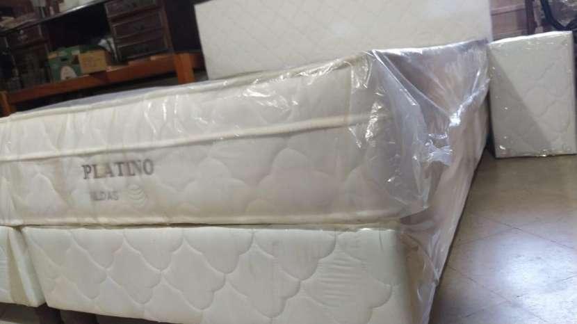 Sommier 180×200 King Size doble base - 1