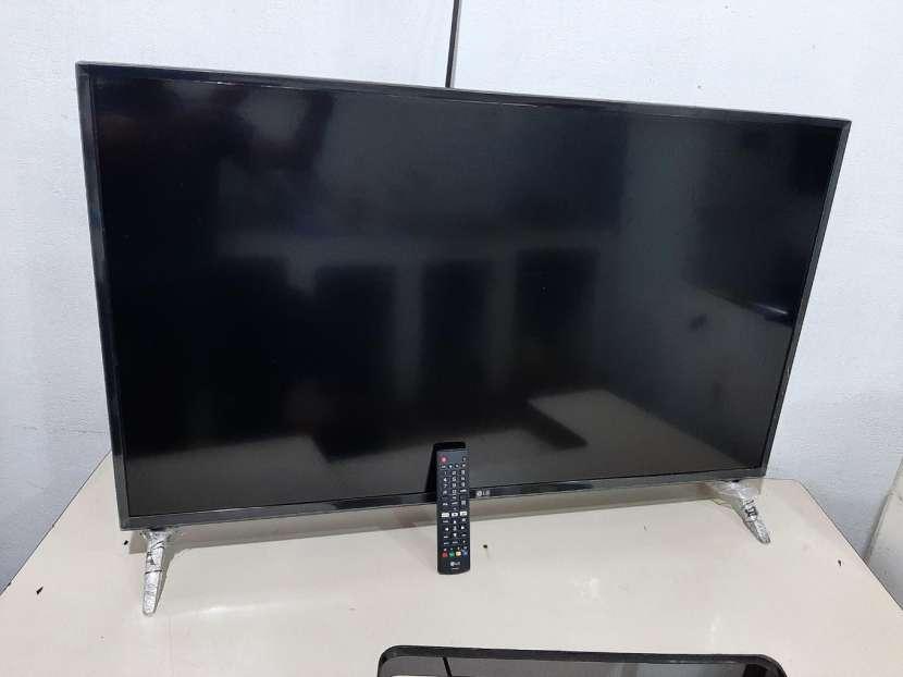 TV Smart 43 pulgadas LG FHD - 4