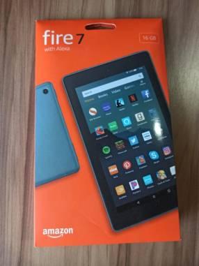 Tablet Amazon de 7 pulgadas