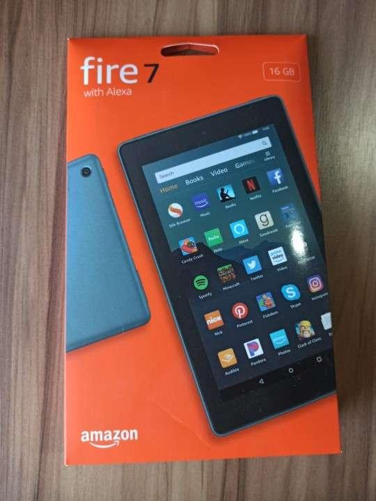 Tablet Amazon de 7 pulgadas - 0