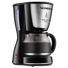 Cafetera Mondial Dolce Arome Inox C-32-32X 800 Watts 220V ~