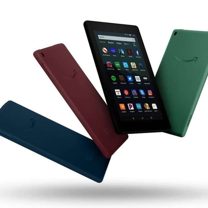 Tablet Amazon de 7 pulgadas - 1