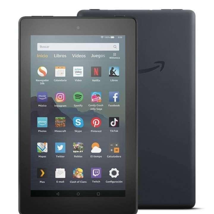 Tablet Amazon de 7 pulgadas - 4