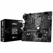 Placa madre MSI B365M PRO-VDH Intel Soquete LGA 1151