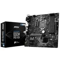 Placa madre MSI B365M PRO-VDH Intel Soquete LGA 1151 - 0