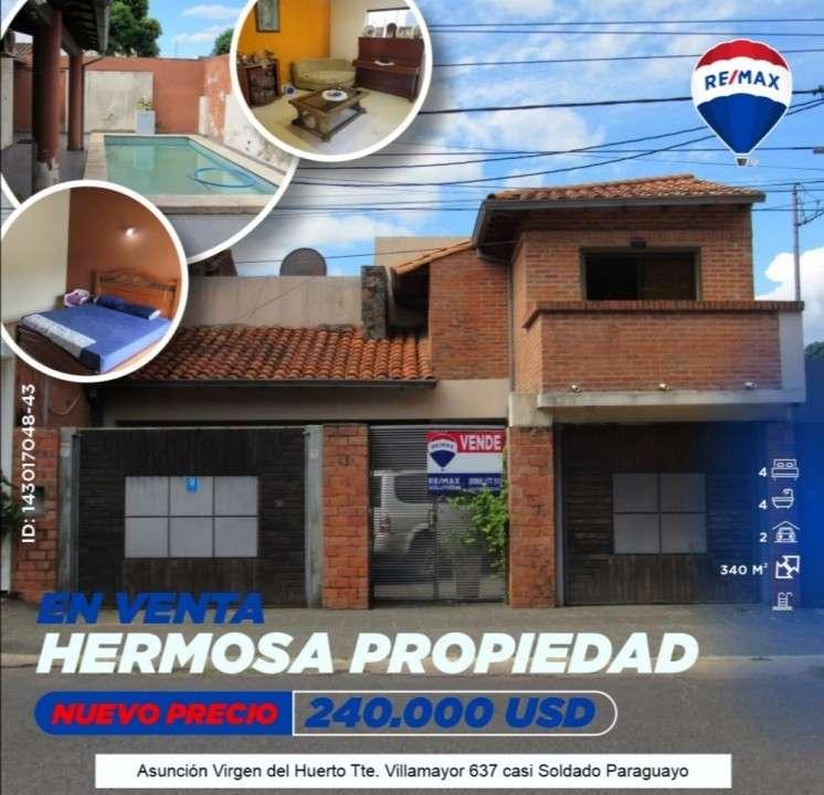 Casa en Asunción Barrio Virgen del Huerto - 0