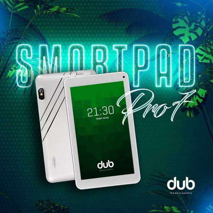 Tablet DUB de 7 pulgadas - 0