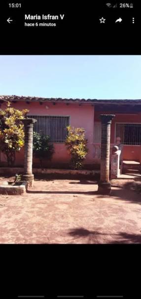 Casa en J. Augusto Saldivar Km 21 Barrio Esmeralda