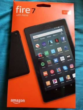 Tablet Amazon Fire 7 de 16 gb