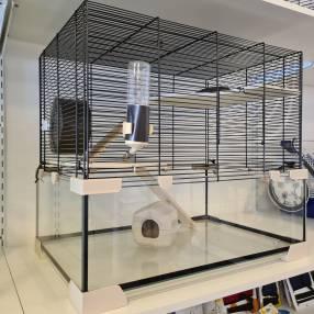 Jaula Hábitat karat 60 Hamster Ferplast