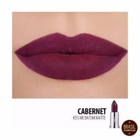 Eudora soul Kiss me labial FPS10 Cabernet