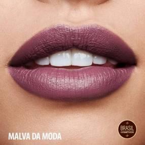 Eudora labial Kiss me malva da moda FPS10