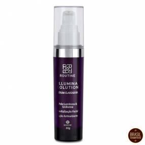 Serum aclarador facial illumina solution routine 30g