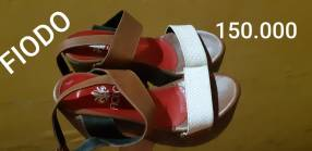 Sandalia Fiodo calce 37