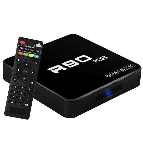 TV Box R90 Plus - 0