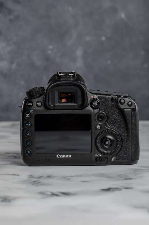 Cámara Profesional Canon EOS 5DsR - 50 megapíxeles - 2