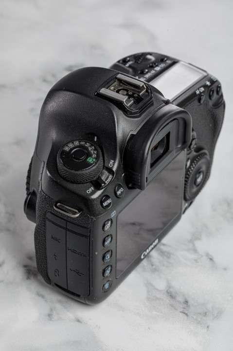 Cámara Profesional Canon EOS 5DsR - 50 megapíxeles - 6