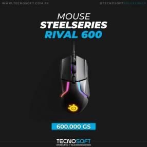 Mouse Gamer Steelseries Rival 600