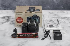 Cámara Profesional Canon EOS 5DsR - 50 megapíxeles