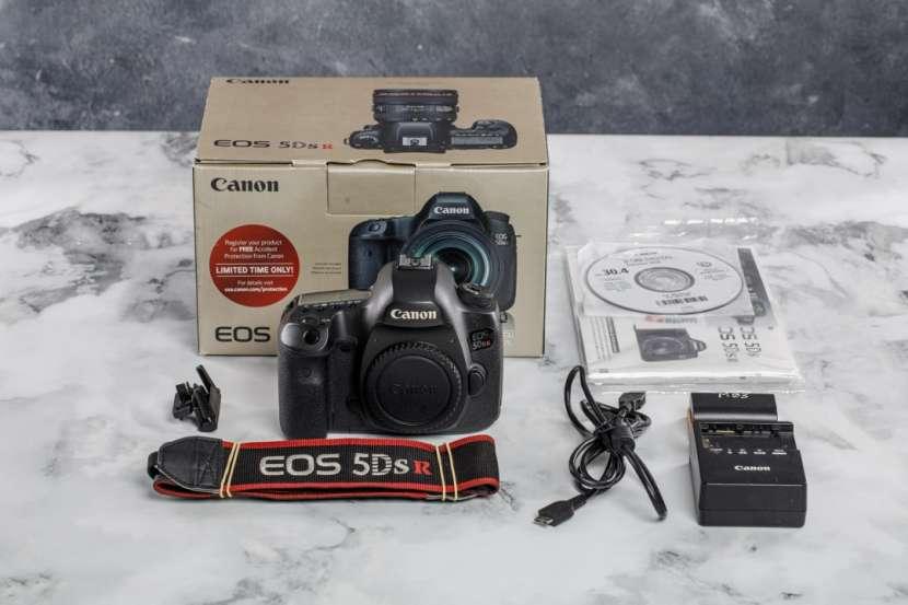 Cámara Profesional Canon EOS 5DsR - 50 megapíxeles - 0