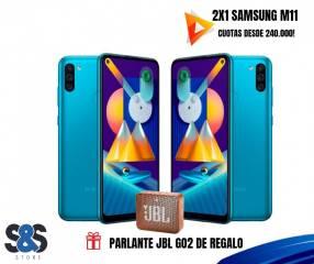 Samsung Galaxy M11 2x1