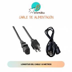 Cable de alimentación para fuente