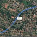 5 terrenos juntos en J. Augusto Saldivar a 30 mts del asfalto - 1
