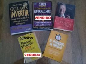 Libros financieros y de liderazgo