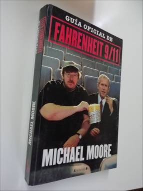 Libro Fahrenheit 9/11 Michael Moore