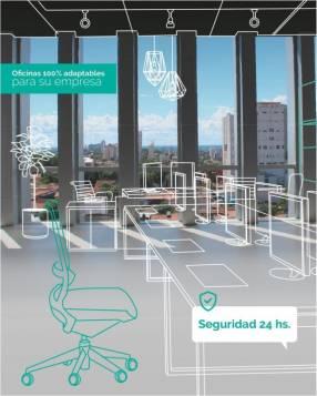 Oficina en Zenith Asunción
