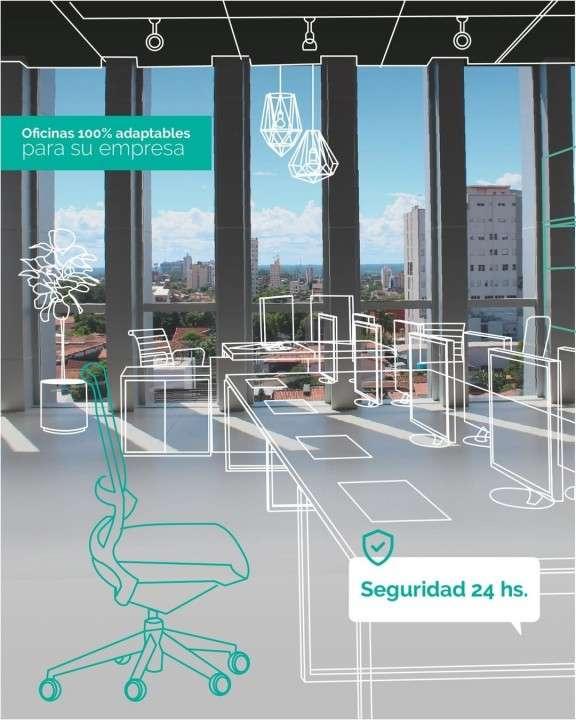 Oficina en Zenith Asunción - 0