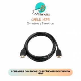 Cable HDMI 2 metros