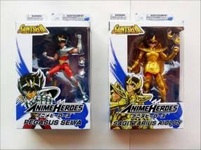 Figuras Anime héroes Saint Seiya Los Caballeros del Zodiaco
