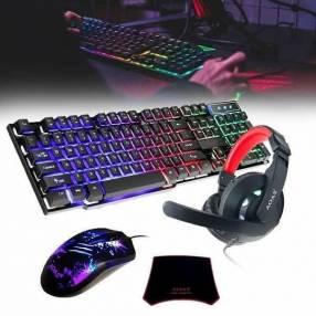 Kit gamer 4 en 1