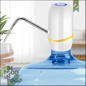 Dispenser automático para bidones de agua
