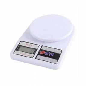 Balanza digital de cocina hasta 10.000 gramos