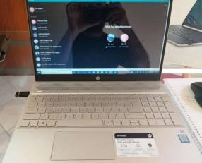 Notebook HP i7 8va memoria 24gb