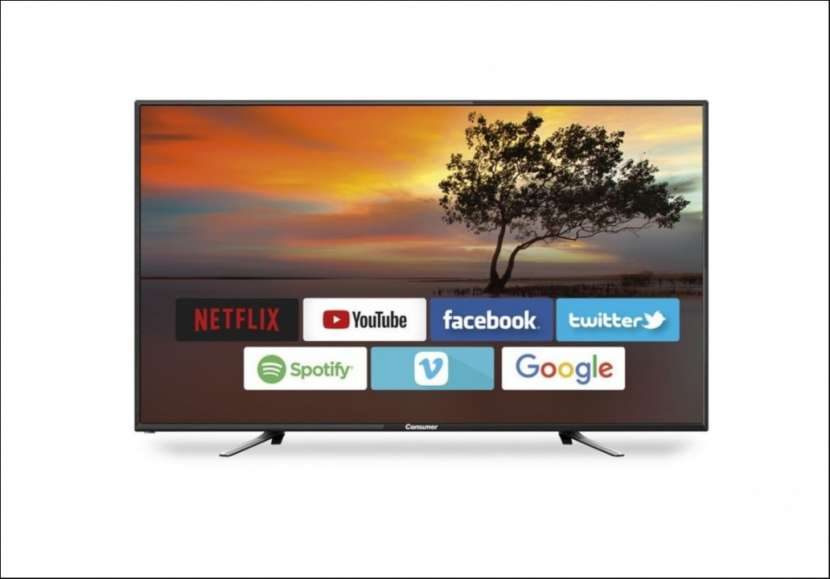 Smart TV Consumer de 50 pulgadas (3404) - 0