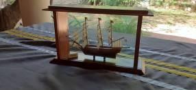 Marina histórica modelo antigüo