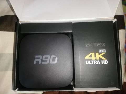 TV Box R90 - 2