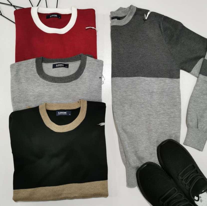 Suéter para hombres - 0