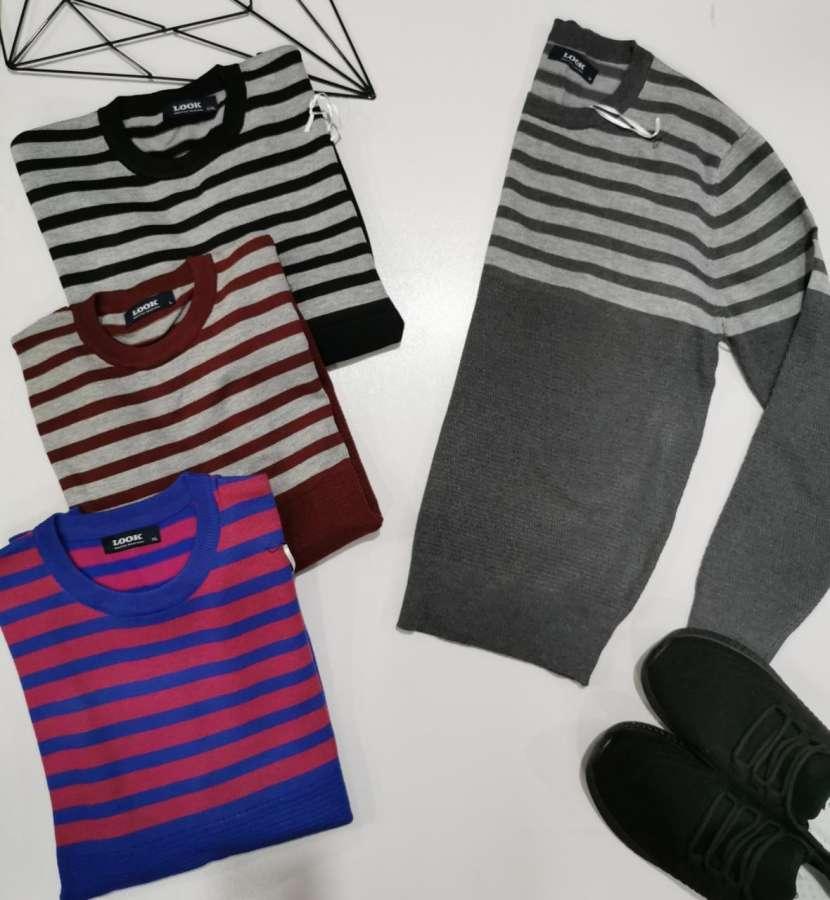 Suéter para hombres - 1