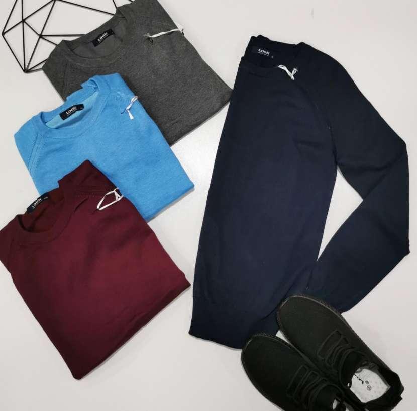 Suéter para hombres - 2