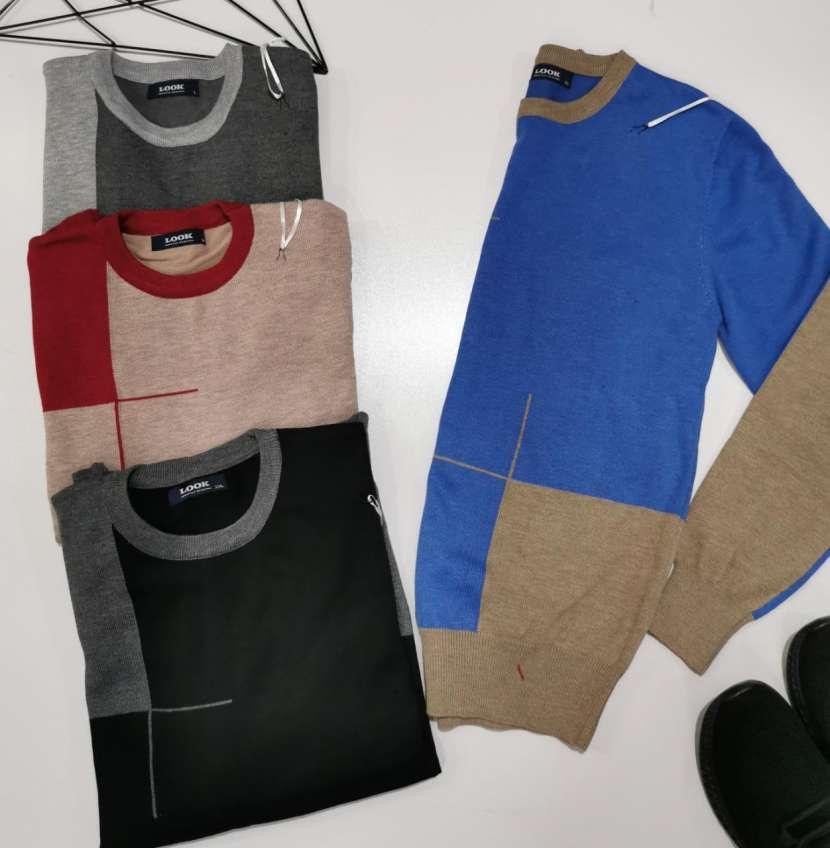 Suéter para hombres - 3