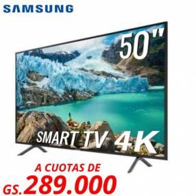 Smart tv 4k Samsung 50 pulgadas