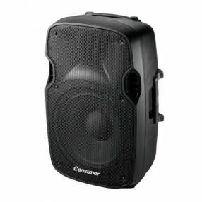 Parlante karaoke Consumer Box 12 pulgadas con pedestal