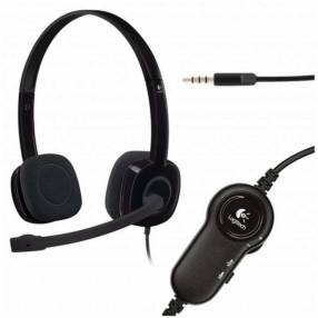Auricular stereo logitech h151