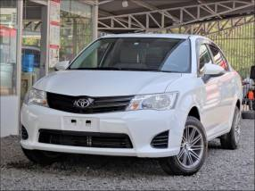 Toyota New Axio 2013