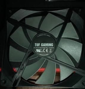 Cooler Fan Pack, Asus Tuf RGB