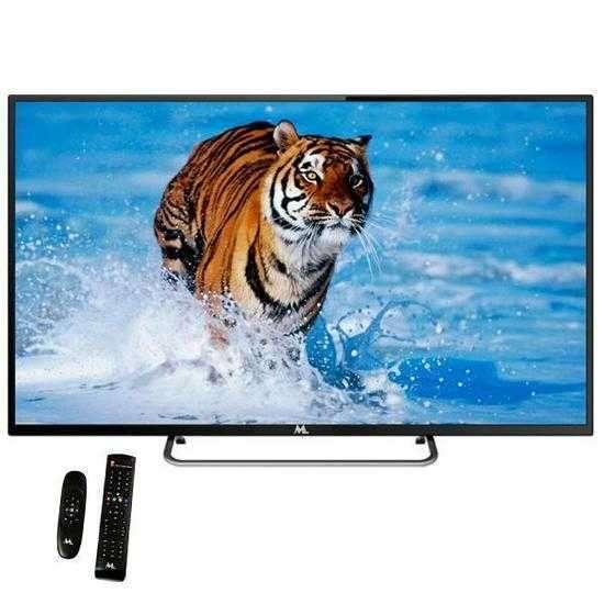 "TV Mtek LED MK50FU7 Ultra HD 50"" 4K - 0"